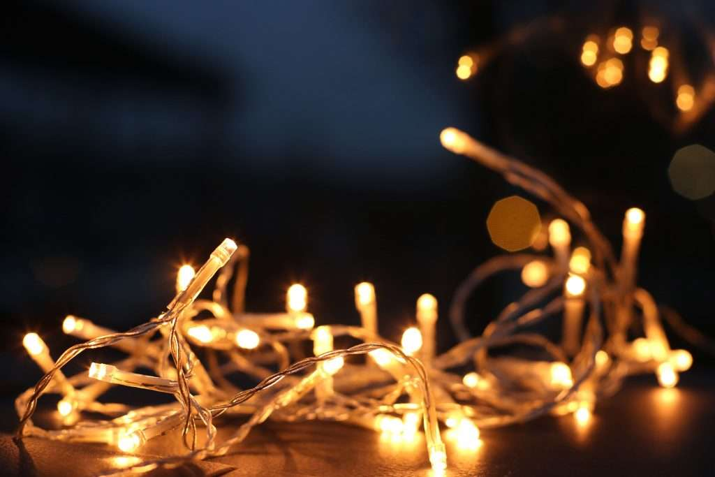 Yellow String Lights 754262 Min
